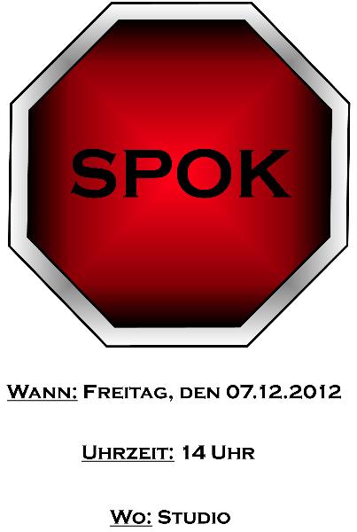 SPOK-Einladung