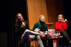 08. Regisseur Klaus Stern wusste viele unterhaltsame Anekdoten zu ihrer gemeinsamen Arbeit an den Dokumentarfilmen von VERSICHERUNGSVERTRETER