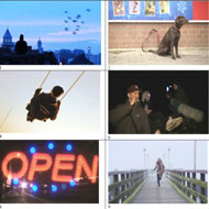 WARTEN - 10 kurze Dokfilme