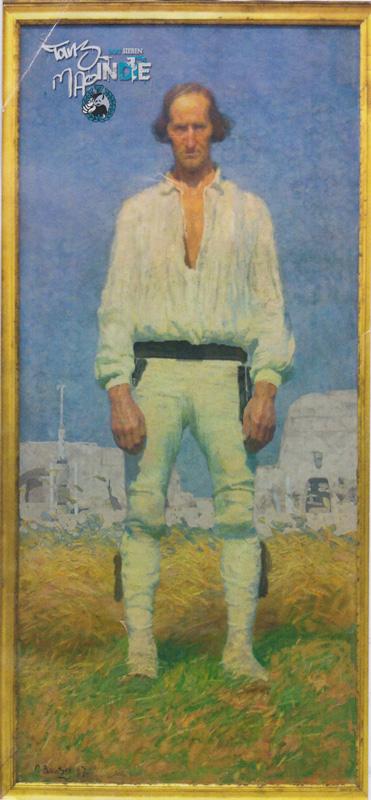Unbekannter Urbanause aus Ziegenhain/ Schwalm, ca. 1907