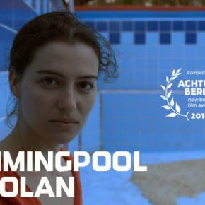Berlin-Premiere Swimmingpool am Golan