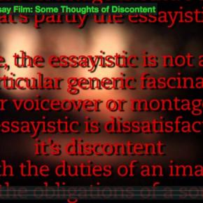 Essay Film: Mehr als nur persönlicher Voicover über Bildschnipseln